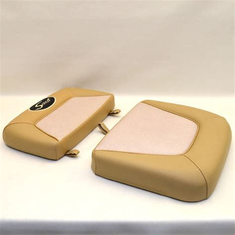 scout boats seats scout boats 160 tan beige vinyl marine boat console seat