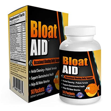 Detox Distended Stomach by Bloat Aid Bloated Stomach Cleanse Bloating Relief And