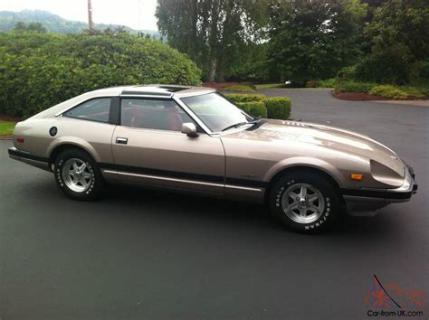nissan 280zx collectors car 1982 nissan 280zx exceptional