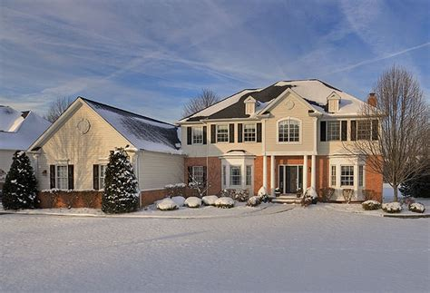 solon ohio luxury home for sale thornbury estates