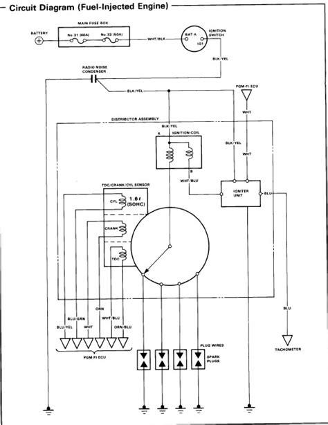 28 d15b7 distributor wiring diagram 123wiringdiagram