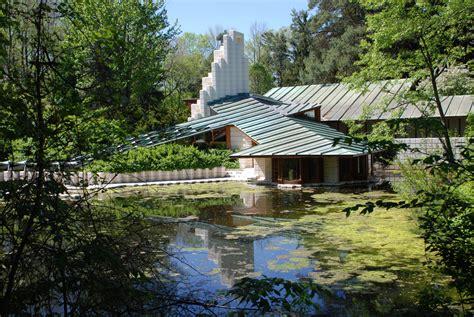 Frank Lloyd Wright Alden B Dow And 13 Other Famous | mi casa es un museo 25 incre 237 bles viviendas en las que
