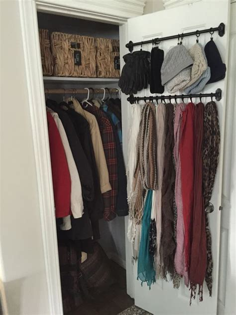18 genius tips on how to organize a small closet gurl