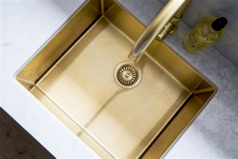 Bunnings Sinks by Coloured Kitchen Sinks Our Top Five Statement Sinks The
