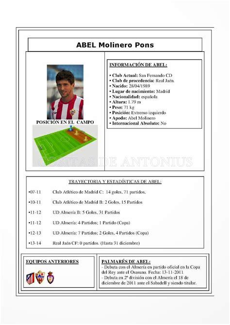 Modelo De Curriculum Para Jugador De Futbol Como Hacer Un Curriculum Vitae Como Hacer Un Curriculum