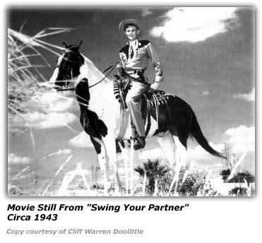 swing your partner and hillbilly cliff warren