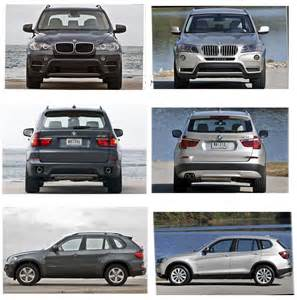 Difference Between Bmw X1 And X3 2015 Bmw X1 Vs 2015 Bmw X3 Whats The Difference 2017