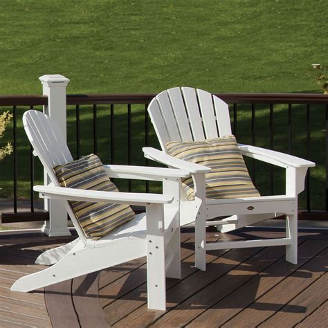 Trex Outdoor Furniture Adirondack Chairs Patio Furniture Cape Cod