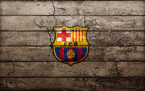 tapetentür fc barcelona logo wallpaper 60294