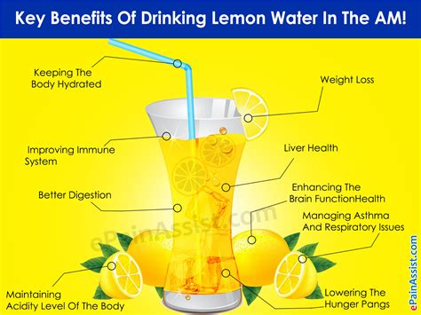 lemon water before bed key benefits of drinking lemon water in the am