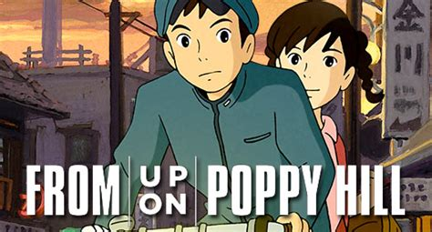 ghibli fascination film new trailer for studio ghibli s from up on poppy hill