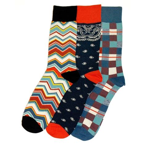 pattern socks mens multi pattern men s dress socks gift box 3 pack boldsocks