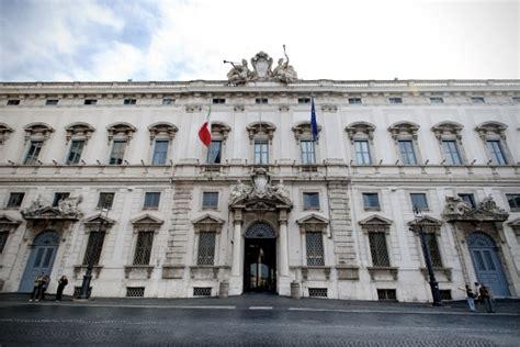 sede della corte costituzionale porti la corte costituzionale impallina la riforma