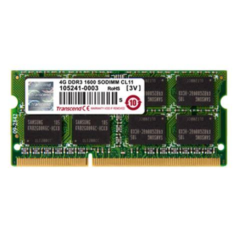 Ram Ddr3 L Memory Ddr3 1600 So Dimm