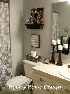 Small Guest Bathroom Decorating Ideas Pin By Trina Mosher On Downstairs Bathroom Pinterest