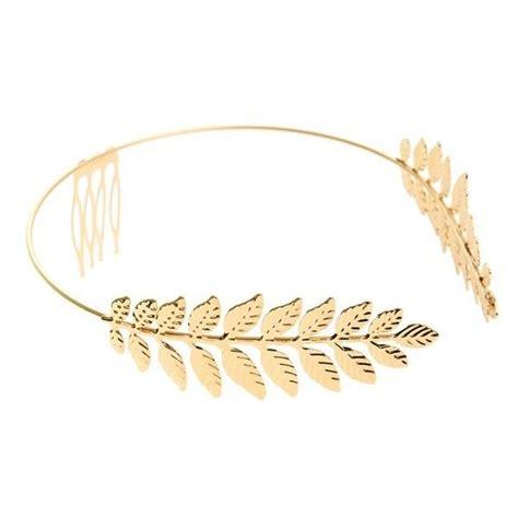 Leaf Hairband best 25 gold leaf headband ideas on gold hair