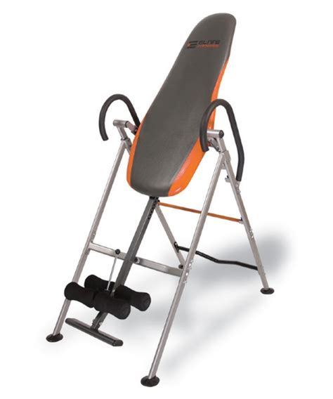 elite fitness it 9300 deluxe inversion table with padded