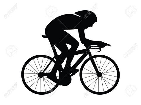 Motorrad Silhouette by Road Bike Silhouette Riding Bike
