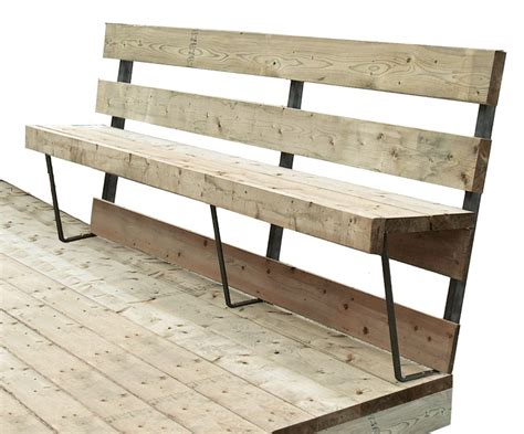 bench for balcony deck bench brackets