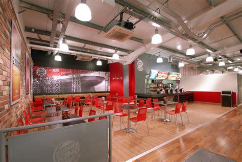 burger king restaurant design boucher retail park belfast