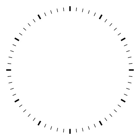 clockface template free clock faces templates activity shelter