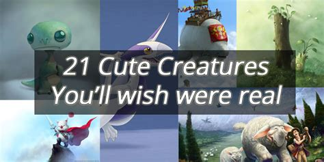 7 Make Believe Creatures I Wish Were Real by 21 Creatures You Ll Wish Were Real Worldbuilding School