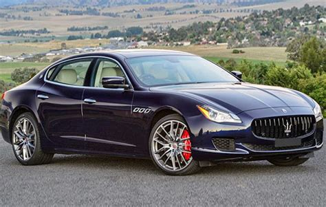 Maserati Prices New Maserati Quattroporte Price In 2018 And Review