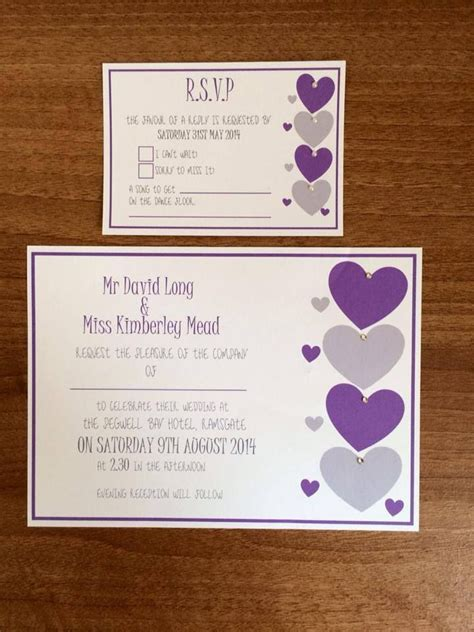 rsvp insert template business card size 15 best images about bell s button prints wedding