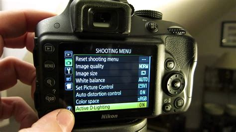 youtube tutorial nikon d3200 how to almost take hdr with on nikon d3300 youtube
