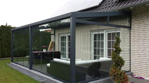 veranda glasdach glasdach terrasse welche vorteile gibt es