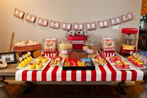 themed party movies kara s party ideas vintage movie boy girl family adult