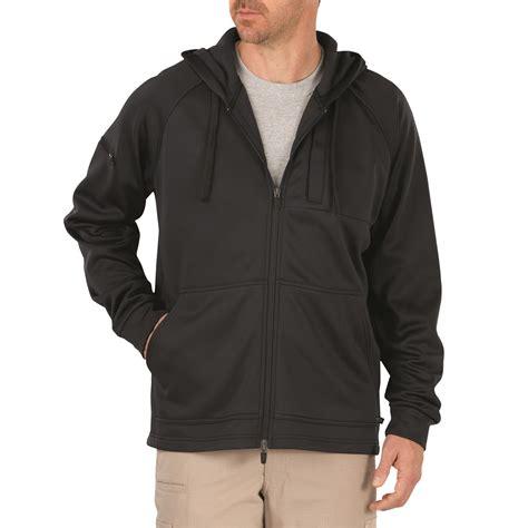 Hoodie Zipper Ninjas In Pyjamas dickies s tactical zip performance fleece hoodie 681131 tactical clothing at
