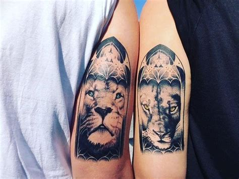 awesome couple tattoos ink your with these creative tattoos kickass