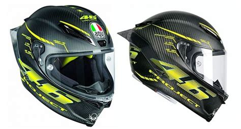 Helm Model Balap Helm Pista Gp R Dari Agv Replika Anti Haus Bro