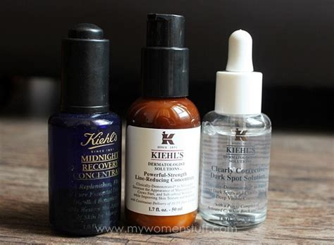 Serum Vit C Kiehl S makeupalley kiehl s midnight recovery concentrate mugeek