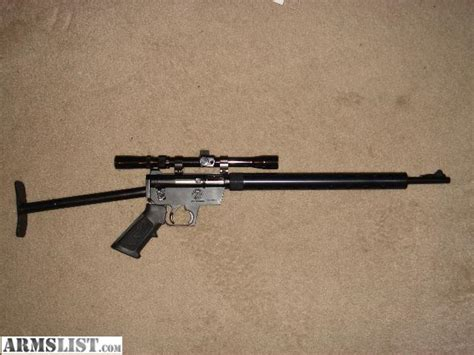 at arms for sale armslist for sale charter arms ar 7 modified