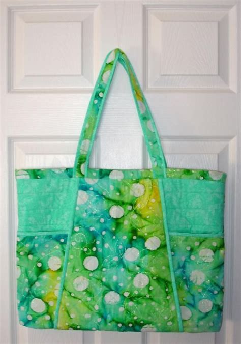 Patchwork Tote Bag Pattern - 17 best ideas about quilted tote bags on easy