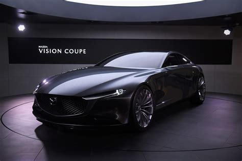 mazda supercar mazda vision concept looks like a proper four door
