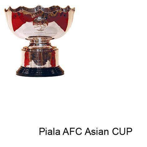 Piala Mini Trophy fifa 08 kit piala afc asian cup