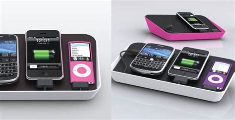 home cell phone charging station refresh charging station cool material