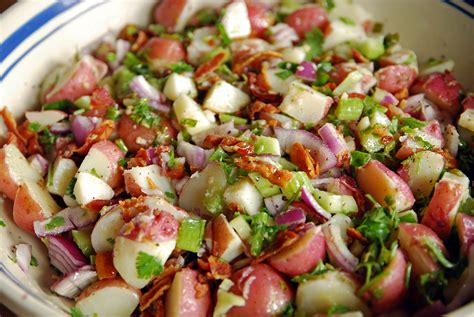 salads recipes heat of the summer potato salad recipe beachpeach