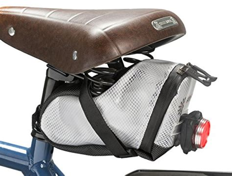 best road bike seat bag from us saddle bag w led works best for road bike and
