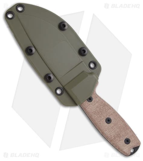 ontario knives rat 3 ontario rat 3 knife fixed blade 1095 steel w green sheath