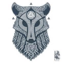 die besten 25 keltischer wolf tattoo ideen auf pinterest