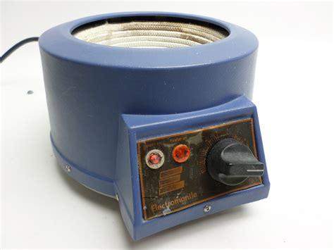 Heating Mantle 1000 Grm 1l Electrothermal Em 1000 C Heating Mantle Electronicdepot