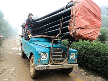 nepal new land rover land rover country from the nepali press nepali times