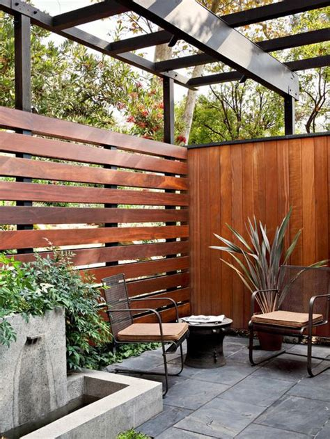 Patio Fence Designs 34 Privacy Fence Design Ideas To Get Inspired Digsdigs