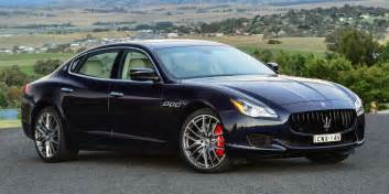 Maserati Quattroporte Gts 2016 Maserati Quattroporte Gts Review Caradvice