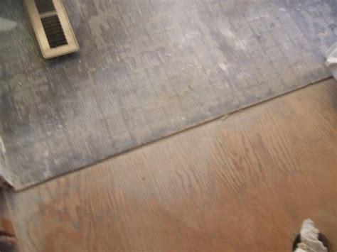 Bathroom Floor Underlayment For Tile by Can I Should I Keep Plywood Underlayment On Wood