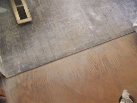 Can I. Should I. Keep Plywood Underlayment on Wood